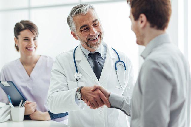 команда врачей диамед