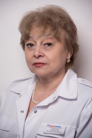 Дементьева Светлана Дмитриевна