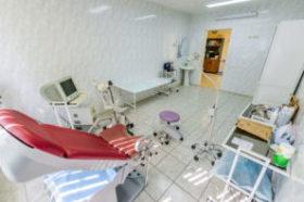 Кабинет гинеколога 1 Митино Диамед