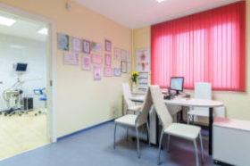 Кабинет гинеколога 1 Марьина Роща