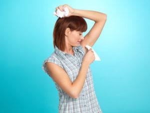Повышенная потливость – повод обратиться к врачу