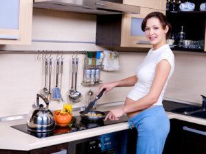 набор веса при беременности — это нормальный процесс