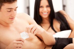 Презерватив служит лучшей защитой