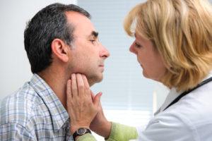 распространенными заболеваниями щитовидной железы являются