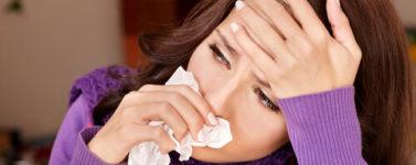 Простудные заболевания верхних дыхательных путей