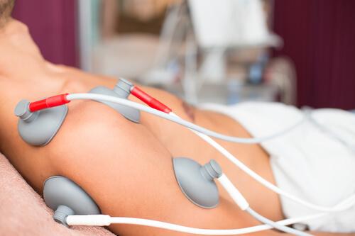 УВТ в лечении позвоночника