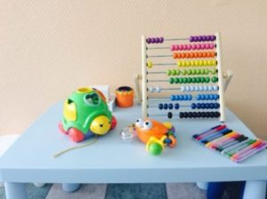 Клиника в Текстильщиках детский уголок