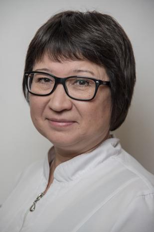 Сергеева Наталья Геннадьевна