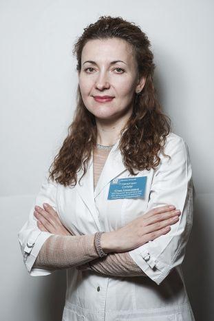 Сулим Юлия Николаевна