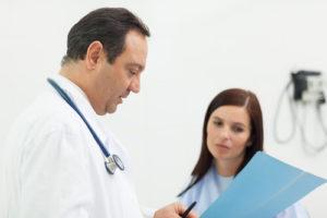 Заболевания женских половых органов