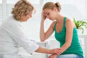 Диагностика кисты и лечение