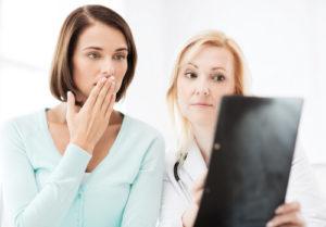Те женщины, которые уже страдают каким-либо заболеванием молочных желез, находятся в группе риска