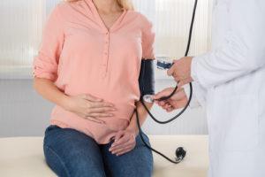 Ведение беременности в клинике