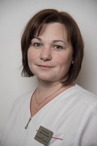 Кочановская Ирина Сергеевна