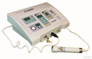 Лазмик - аппарат лазерной терапии
