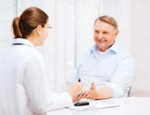 Консультация диабетолога
