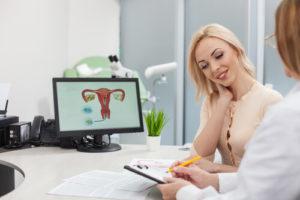 Что гинеколог видит при осмотре