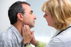 Причины болезней щитовидной железы