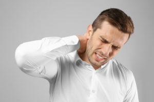 Шейные болевые синдромы