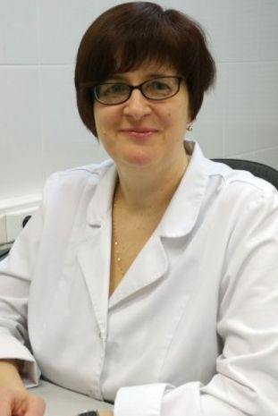 Старикова Ольга Владимировна