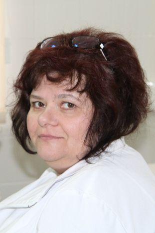 Шеховцева Лариса Витальевна
