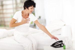 Осложнения аритмии сердца