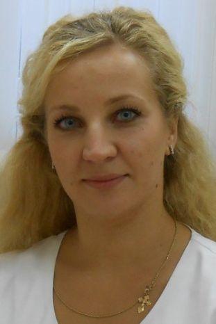 Евграфова Анастасия Андреевна