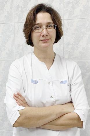 Гаврилова Надежда Валерьевна