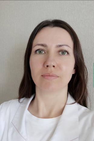 Шах Екатерина Сергеевна
