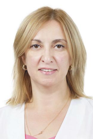 Мамардашвили Русудан Тариеловна