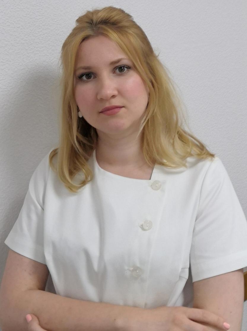 Солоид Елизавета Кирилловна