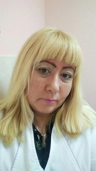 Кривцова Юлианна Павловна