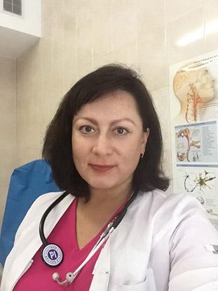 Саулина Ольга Альбертовна