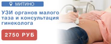 МИТИНО - УЗИ - Сентябрь
